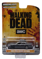 The Walking Dead Governor's 2001 Ford Crown Victoria 1:64