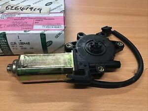 Land Rover Discovery 1/2 Right Hand Electric Window Motor CUR100440 Genuine Part