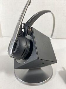 Sennheiser OfficeRunner OR-10-HS #504380 Wireless Headset w/OR-BS-US Base#504381