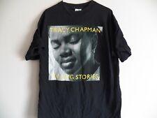 Vintage 2000 Tracy Chapman Telling Stories World Tour Concert T-Shirt Xl