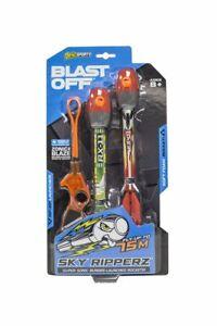 ZING BLAST OFF SKY RIPPERZ 2 PACK ASFORMULASPOR from Tates Toyworld