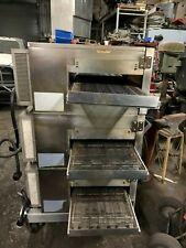 Lincoln Impinger Model 1132-000-U Triple Stack Pizza Oven 3 Ovens