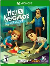 Hello Neighbor : Hide & Seek - Xbox One - New & Sealed