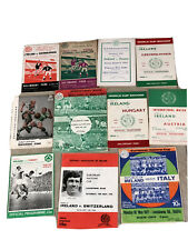11 REPUBLIC OF IRELAND PROGRAMMES 1956 to 1978 YOU CHOOSE