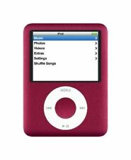 iPod Nano | Product Red | 3rd Gen | 8gb storage | Used | a1236