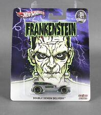 CG16 Hot Wheels Frankenstein Double Demon Delivery