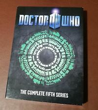 Doctor Who The Complete Fifth series BBC (DVD Box Set) 6 Discs