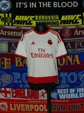 4/5 AC Milan boys 11/12 years 152cm football shirt jersey trikot soccer ..