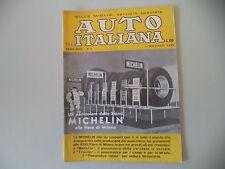 - AUTO ITALIANA 9/1949