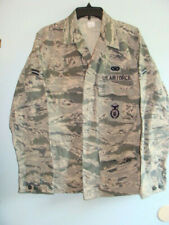 USIG Military ABU 40R USAF Coat, Mna's, Utility Tiger Strip Camo
