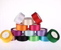 14 Colors Silk Satin Ribbon 40mm 25 Yards Wedding Party Decoration Ribbon Gift