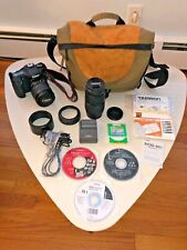 Canon EOS 40D Digital Camera Complete Pkg with Xtra Tamron Lens