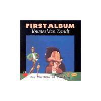 Townes Van Zandt - First Album - Townes Van Zandt CD 61VG The Cheap Fast Free