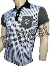 camiseta del Polo Datch Short Mangas cortas Ajedrez Men Hombre 57K1025 402