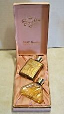 Vintage Evyan White Shoulders Treasure Trove Box Set 2 pack Splash Cologne JJ68