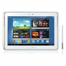 Samsung Galaxy Note 10.1in GT-N8000 16GB White |3G & Wi-Fi| Quad Core Tablet AU