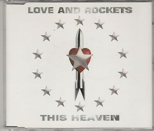 Love and Rockets - This Heaven, CDS