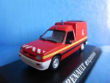 RENAULT EXPRESS 1995 POMPIERS TOLE NOREV 514002 1/43 FIRE ENGINE FEUERWEHR