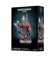 Chaos Lord / Sorcerer in Terminator Armor Space Marines Warhammer 40K Legion