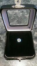 1 Carat Moissanite Ring Engagement Round loose Gemstone Pendant