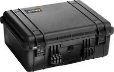Pelican 1550 Case, No Foam, 1550-001-110, Black, New, Free Shipping