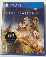 Sid Meier's Civilization VI (PlayStation 4, 2019)
