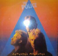 VINILE LP THE POLICE - ZENYATTA MONDATTA 33 GIRI ANNO 1980 EUROPE AMLH 64831
