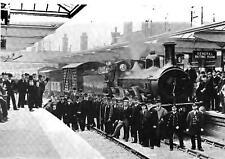 THE MIDLAND RAILWAY,HISTORY OF THE MIDLAND & MIDLAND COUNTIES RAILWAY COMPANION