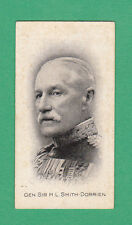 TADDY & CO. - VERY RARE MILITARY CARD - ADMIRALS & GENERALS (S.A.)  - S- DORRIEN