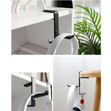 Steel Headset Earphone Headphone Hanger Stand Holder Table Clamp Clip+ Wrench