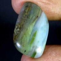 37 Ct Peruvian Opal Pear Cabochon Cabochon For Making jewelry Natural Peru Opal Loose Gemstone 38X24X6 mm N-5063