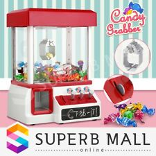 Carnival Claw Machine Vending Arcade Candy Grabber Prize Game Funny  Kids Toy RD