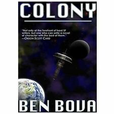 Colony by Ben Bova (2013, CD, Unabridged)