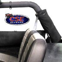 Sport Bar Trail Tube Fits: Jeep CJ YJ TJ JK Wrangler 11250.05 Rugged Ridge