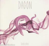 DAGON - VINDICTION (2011, CD, BWR102411) Christian Black Metal
