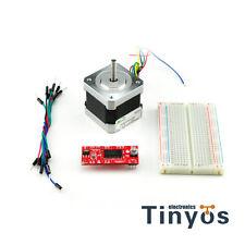 EasyDriver board drive stepper motor kit