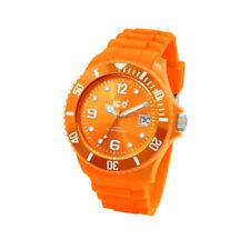 ICE Sili Orange Silicone Watch SI.OE.U.S.09 NEW! Intern Priority Shiping $14.95!