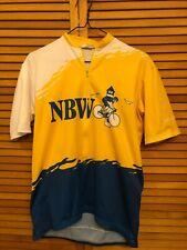 Narragansett Bay Wheelmen Short Sleeve 3/4 zip Men's Cycling Jersey