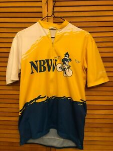 Narragansett Bay Wheelmen Short Sleeve 3/4 zip Men's Cycling Jersey