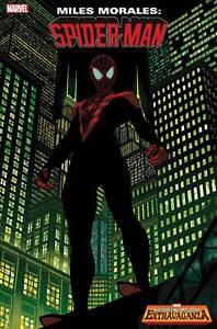MILES MORALES SPIDER-MAN #1 HALLOWEEN EXTRAVAGANZA 2021 MARVEL 102021