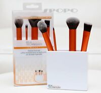 NEW Real Techniques Flawless Base (Foundation Buffing Contour) Brush Set #91533