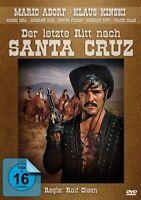 DER LETZTE RITT NACH SANTA CRU - ADORF,MARIO   DVD NEU