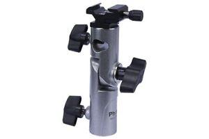 New Phottix Varos Pro Mini Multi-function Flash Shoe Umbrella Holder Mount Screw