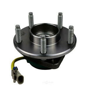 Wheel Bearing and Hub Assembly-LT Rear NT512442 fits 09-11 Chevrolet Corvette