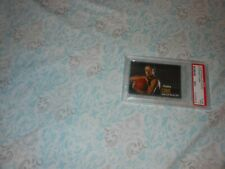 2009 PANINI STICKERS PSA 7 STEPHEN CURRY ROOKIE RC SHORT PRINT FOIL STICKER RARE