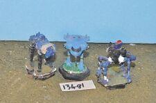 Mech Warrior Battletech 3 Mech metallo (13481) FASA RAL Partha