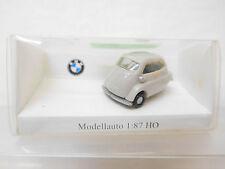 eso-5220IMU 1:87 BMW Isetta braunweiß mit Mängel