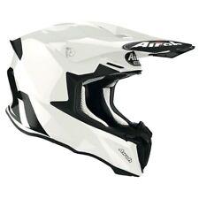 Airoh Giro 2.0 Blanco Brillo Motocross MX Enduro Moto de Cross Atv Casco