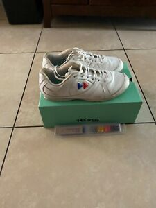 Kaepa Cheerful Cheer Shoes size 9.5 COLOR INSERTS