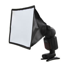 15*17cm Universal Mini Portable Softbox Diffuser for Flash Speedlite Pro